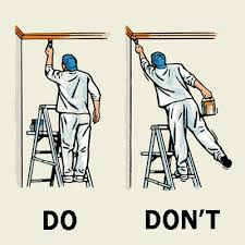 Image result for ladder safety