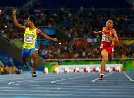 Image result for GAMBAR paraolimpik malaysia menang 2 emas 2016