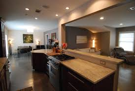 Open Kitchen Living Room Home Decor Open Kitchen Living Room Design Ideasopen Ideas