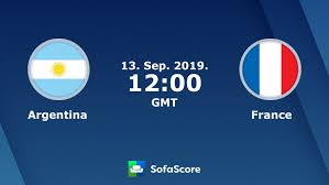 Argentina France live score, video stream and H2H results - SofaScore