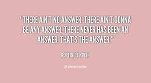 Gertrude Stein Quotes Masbao