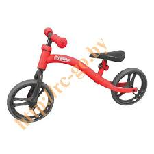 <b>Беговел Velo Air</b>, красный . Беговелы . Колесный транспорт ...