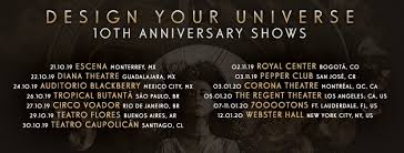 <b>Epica</b> - '<b>Design Your Universe</b>' 10th Anniversary tour.... | Facebook