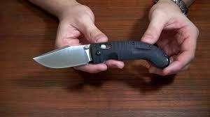 Мысли о ноже: <b>Ganzo G711</b> - YouTube