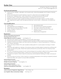 contract underwriter resume greenairductcleaningus nice best resume examples for your job insurance underwriter resume account management resume exampl