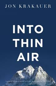 into thin air by jon krakauer am eacute rica s box of thoughts