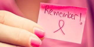 Image result for breast cancer awareness gif