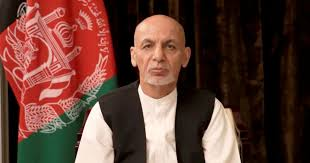 Ghani defends departure amid anti-Taliban protests in Jalalabad ...