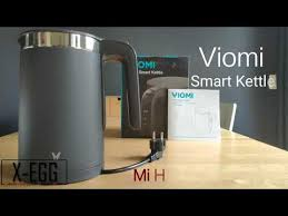 <b>Viomi Smart Kettle</b> (V-SK152B) Mi Home installation - YouTube