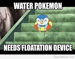 Otaku Meme » Anime and Cosplay Memes! » A (Cute) Watery Irony via Relatably.com