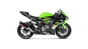 Kawasaki Ninja <b>ZX</b>-<b>6R</b> 2019 Slip-On Line (Carbon) - Akrapovič ...