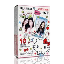 <b>Fujifilm</b> Instax Mini <b>Hello Kitty</b> Instant Film | Instax mini film, <b>Fujifilm</b> ...