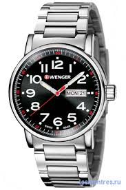 Мужские наручные <b>часы Wenger</b>. W <b>01.0341.104</b>
