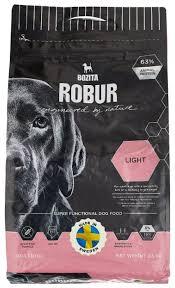 <b>Корм</b> для собак <b>Bozita Robur</b> Light — купить по выгодной цене на ...