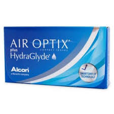 <b>Контактные линзы Alcon AIR</b> OPTIX plus HydraGlyde | Отзывы ...