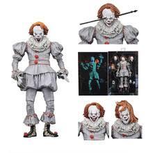 3 головы, новейшая оригинальная <b>фигурка</b>-<b>клоун</b> нека, ужас ...
