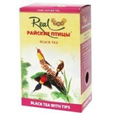 """Отзывы о <b>Чай Real</b> """"Райские птицы"""" <b>черный</b> с типсами"""
