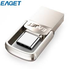 <b>EAGET CU20 Type-C</b> 3.1 Port + USB3.0 16GB/32GB/64GB U Disk ...