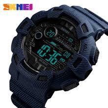 Купить skmei 1472 fashion sport watch men cowboy alarm clock ...