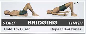 Image result for Bridge exercise