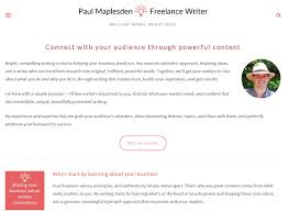 paul maplesden lance writing services my vegan directory paul maplesden lance writing services
