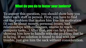 training manager interview questions training manager interview questions