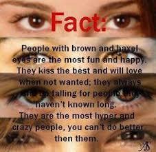 Brown Eyes on Pinterest | Hazel Eyes, Hazel Green Eyes and Brown via Relatably.com