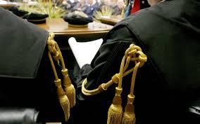 Risultati immagini per avvocati in toga