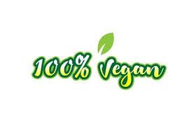 <b>Calligraphy</b> Hand Written Green Color <b>100</b>% <b>Vegan</b> Word Text Font ...