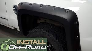 Rivet Style <b>Fender Flares</b> Install Looks Awesome On Your 2014 ...