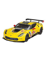 <b>Сборная модель</b> Спортивный <b>автомобиль</b> Corvette C7.R <b>Revell</b> ...