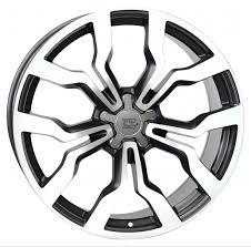 <b>WSP Italy Medea</b> w565 Dull black polished