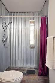 sheet metal shower artist creates mobile homes