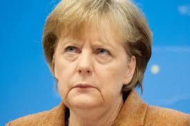 Foto: dpa/DPA Bundeskanzlerin <b>Angela Merkel</b> (CDU) will mit SPD und Grünen <b>...</b> - EU-Gipfel-in-BrLssel