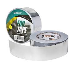 Toolkit 48mm x 45m <b>Aluminum</b> Foil Tape | Conductive, <b>High</b> Temp ...