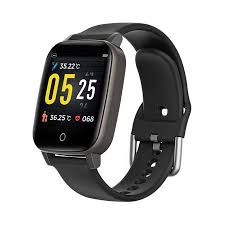 <b>NEW T1 SmartWatch</b> 1.3-inch Face - 24/7 Temperature Monitoring ...