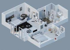 two bedroom apartments bedroom apartment and floor plans on pinterest awesome 3d floor plans