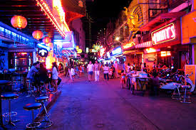 Image result for bangkok night time