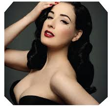 burlesque star dita von teese is famously great at using makeup to create retro glamor so it might surprise you that she 39 s never done a makeup line before