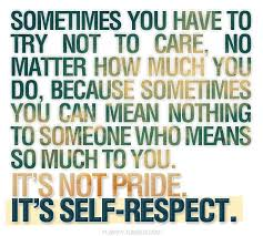 Self Respect Quotes & Sayings Images : Page 2