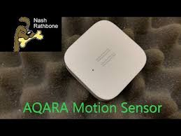<b>AQARA Smart Motion Sensor</b> - YouTube