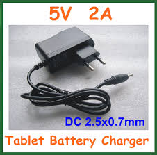 <b>Universal</b> Charger 5V 2A DC 2.5mm Power Adapter Supply for ...