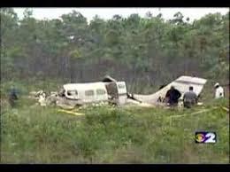 Aaliyah plane crash footage