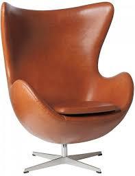 arne jacobsen egg chair caramel arne jacobsen egg chair replica