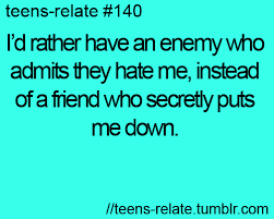 Enemies Quotes About Being Friends. QuotesGram
