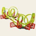 Купить <b>Детский пусковой трек TLD</b> Track Racing длина трека 700 см