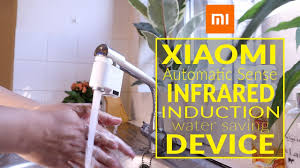 <b>XIAOMI Automatic</b> Sense <b>Infrared</b> Induction Water Saving Device ...