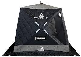 <b>Палатка зимняя WOODLAND</b> Ultra 205х205х190 см