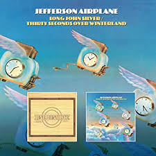 <b>JEFFERSON AIRPLANE</b> - <b>Long</b> John Silver / Thirty Seconds Over ...