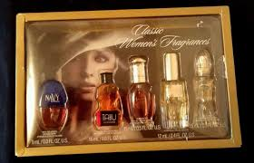 Classis Womens Fragrances Parfum Set Navy Tabu <b>Heaven Sent</b> ...